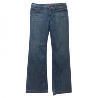 James Jeans Wesley Majorca 5 Pocket Wide Leg Jeans