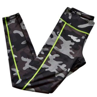 Polo Ralph Lauren camo leggings