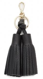 Kate Spade Fawn Brown Tassel Key Charm