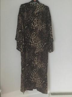 Lolly's Laundry leopard print kimono