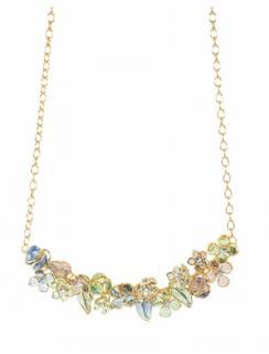 Gripoix Paris Glamour Short Necklace