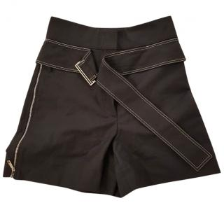 Sportmax tailored mini shorts