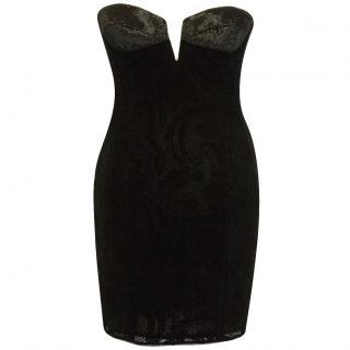 Jasmine Di Milo Universe Black Dress
