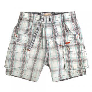 Timberland Boys Shorts Check