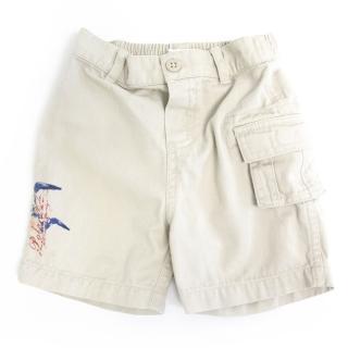 Ralph Lauren Boys Combat Shorts 9 months
