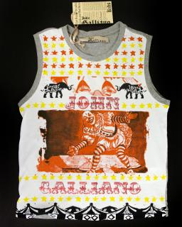John Galliano  tank top NEW