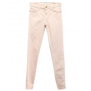 Current Elliot Pink Jeans