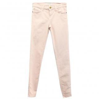Current Elliot Pink Jeans