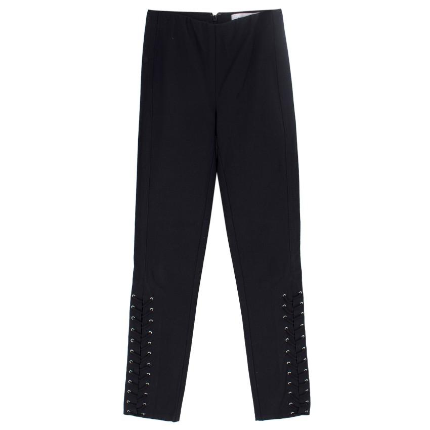Derek Lam 10 Crosby Lace-up Jeans