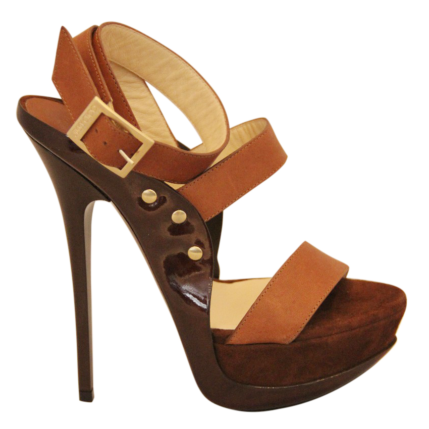 d710718c864935 Jimmy Choo Halley Platform Sandals