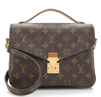 e492df1e6 Louis Vuitton Monogram Pochette Metis Top Handle Bag | HEWI London