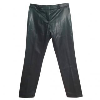 Vanessa Bruno Moustique coated cotton-blend pants