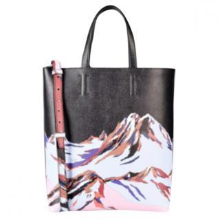 Emilio Pucci Mountain Print Tote Bag
