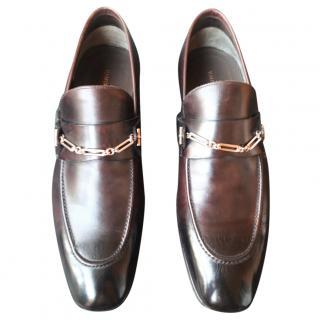 Tom Ford Men's Leather Moccasins