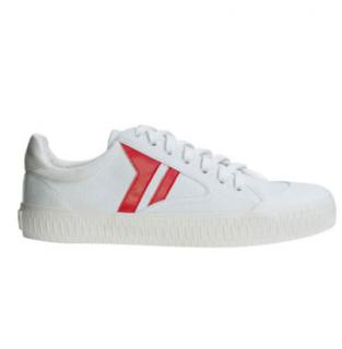 Celine Plimsole Lace-up Sneakers