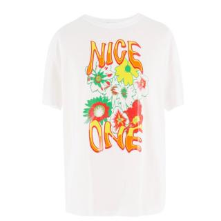 Stella McCartney 'Nice One' Printed T-Shirt