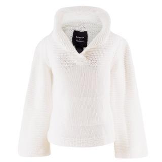 Smythe x Augden raglan sleeve hoodie