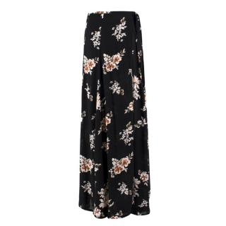Faithfull The Brand Maxi Floral Skirt