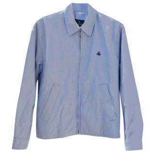 Brooks Brothers lightweight blue jacket