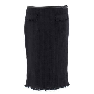 Philosophy di Alberta Ferretti Tweed Skirt
