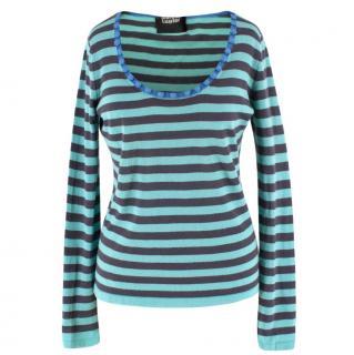 Markus Lupfer Striped Sweater