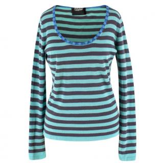 Markus Lupfer Striped Sweater