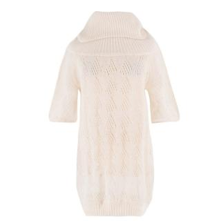 Catherine Malandrino Cream Knit Jumper