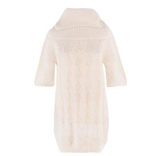 Catherine Malandrino Cream Knit Jumper