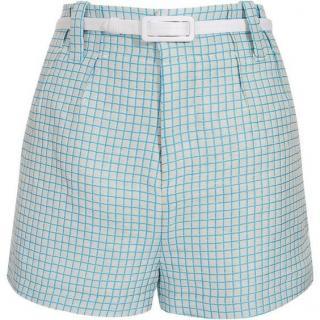 Jonathan Saunders Witton High Waisted Shorts