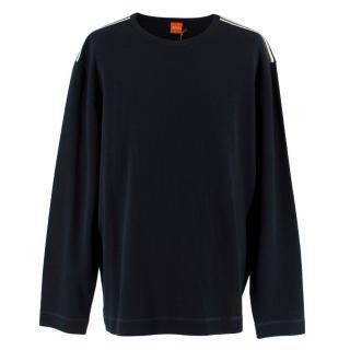 Boss Hugo Boss Dark Blue Sweater