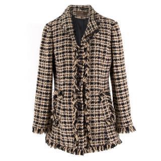Fenn Wright Manson Tweed Wool Jacket