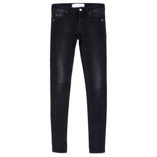 IRO Dark Wash Skinny Jeans