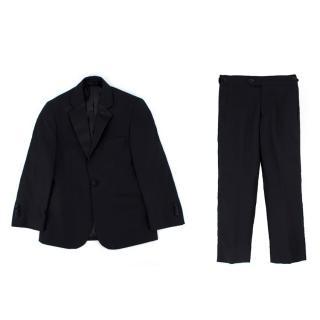 Alexander Dobell Kid's Black Suit