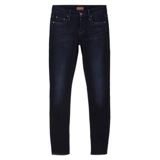 Mother Dark Blue Skinny Jeans