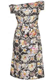 Vivienne Westwood Floral Print Agency Dress