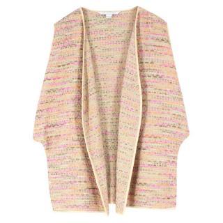 Diane Von Furstenberg Novata Tweed Gilet