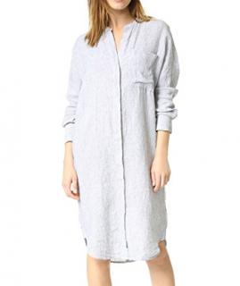 James Perse 'Dolman' Striped Shirt Dress