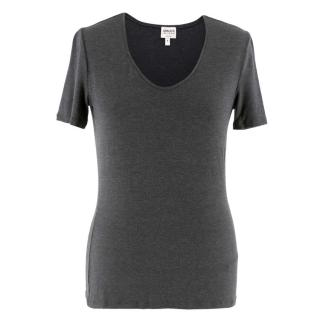 Armani Collezioni Grey T-Shirt