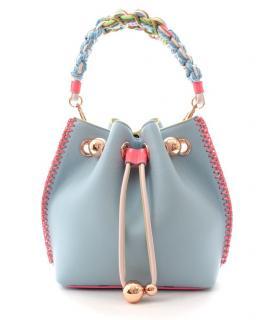 Sophia Webster 'Romy' Mini Leather Bucket Bag