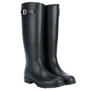 Saint Laurent Black Festival boots