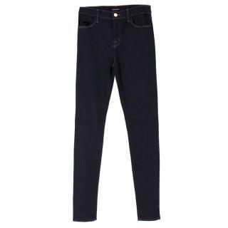 J Brand After Dark Maria High Rise Super Skinny Jeans