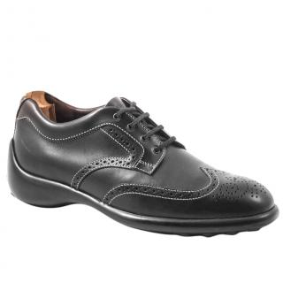 Tod's men's chunky sole brogues