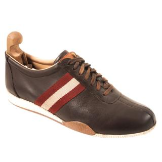 Bally men's lace-up sneakers