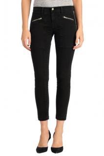 J Brand Black Genesis Skinny Utility Pants
