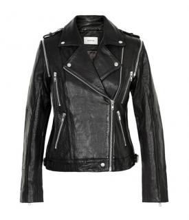 Gestuz New Leather Eden Leather Jacket