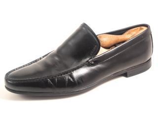 Prada men's moccasin loafers