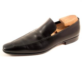 Dolce & Gabbana Men's Black Loafers