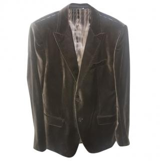 Dolce & Gabbana velvet jacket