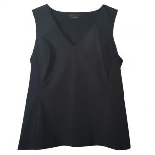Prada Black V-Neck Vest