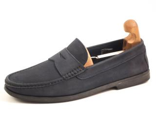 Bally men's penny loafers